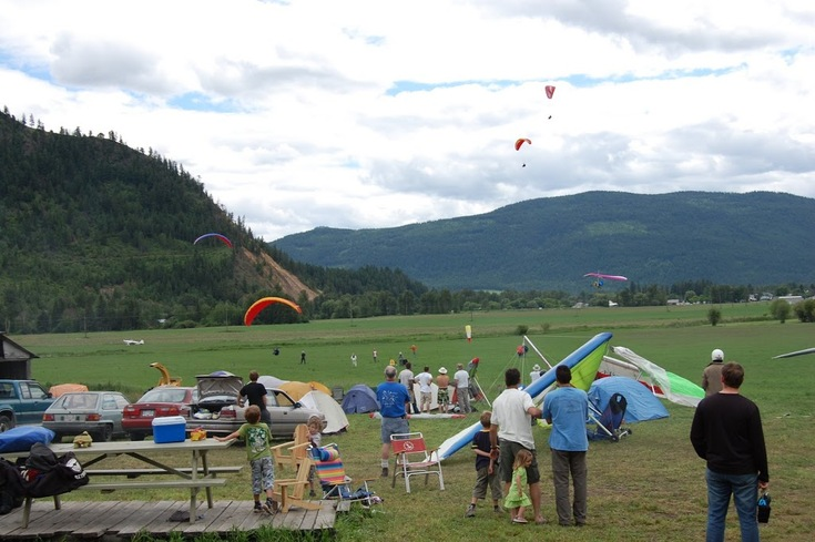 Lumby Air Races